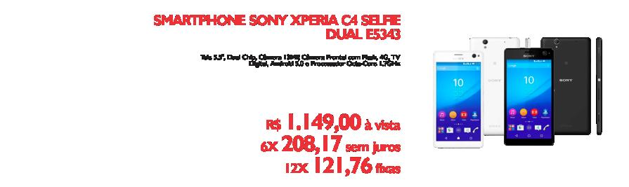 Sony c4 selfie - https://www.multimidia.inf.br/categoria/search?search=e5343&family=