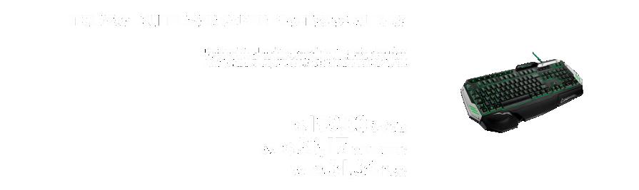 Teclado gamer - https://www.multimidia.inf.br/produto/teclado_multilaser_gamer_professional_tc189/13629
