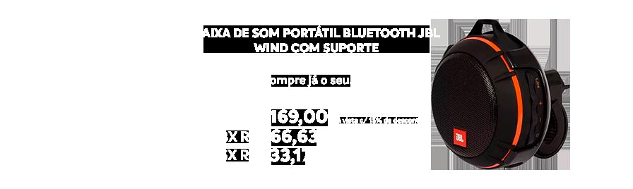 Caixa de Som Portátil Bluetooth Jbl Wind Com Suporte  - https://www.multimidia.inf.br/produto/caixa_de_som_portátil_bluetooth_jbl_wind_com_suporte/16004