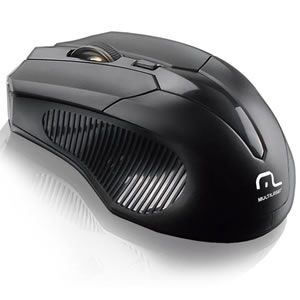 Mouse Multilaser Wireless Strong Mo264