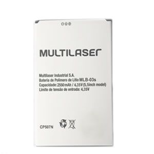 Bateria Para Celular Ms55 Multilaser Pr062