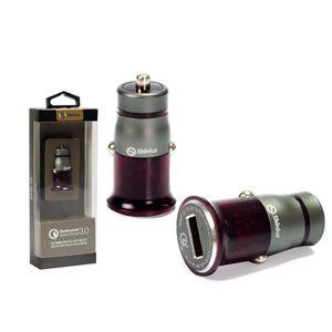 Carregador Veicular Turbo 3.0 1,5a Shinka Sh-c304q