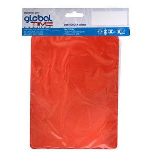 Mouse Pad Globaltime  Vermelho Mp0003r