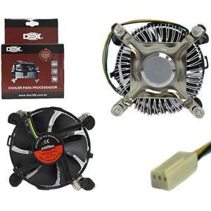 Cooler Universal Cpu Intel  Dex Dx-7115 Cl0005
