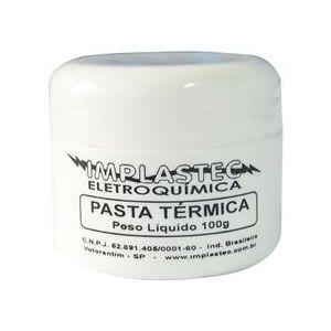 Pasta Termica Pote 100gr Implastec Imp0009