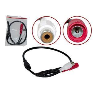Microfone Para Sistema de Segurança Seg0021