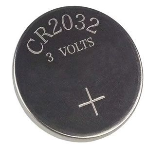 Bateria de Lithium 3v Cr2032 Knup