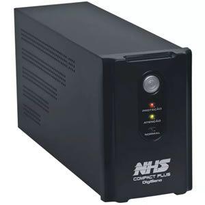 Nobreak 1200va Nhs Compact Plus Iii  Ent Biv/saida