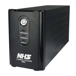 Nobreak 1400va Nhs Compact Plus Iii  Ent Biv/saida