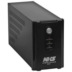 Nobreak 1500va Nhs Compact Plus Iii  Ent Biv/saida