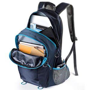 Mochila P/notebook Multilaser Fit Azul Bo402