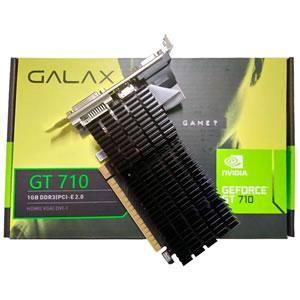 Vga 1gb Gt710 Ddr3 Nvidia Galax