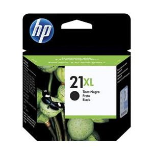 Cartucho  hp Original 21xl Preto C9351cb