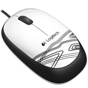 Mouse Logitech M105 Branco