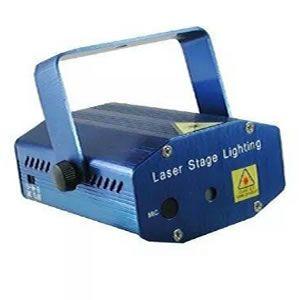 Canhao de Luz Mini Laser Stage Lighting Zym