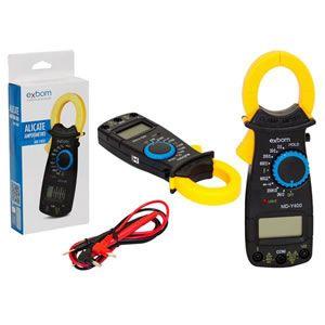 Alicate Amperimetro Digital Md-y400 Al0010
