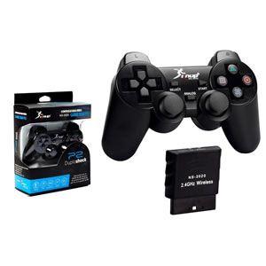 Joystick Play 2  s/ Fio Dualshock Knup Ns-2020 Ct0