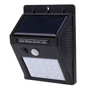 Refletor Solar Led Wall Light