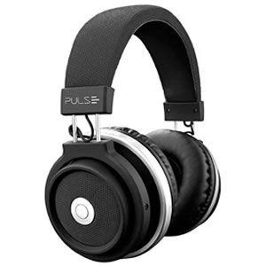 Fone C/microfone Bluetooth Large Pulse Preto Ph230