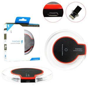 Carregador Wireless   Receptor qi Ios Iphone Ad037