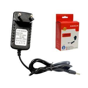 Carregador p/ Tablet/gps 9v Pino 3,5mm Ad01