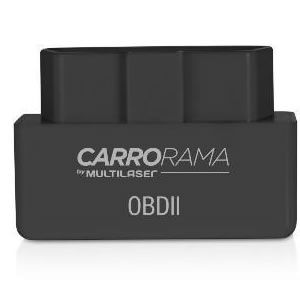 Scanner Automotivo Bluetooth Obdii Carrorama Multi