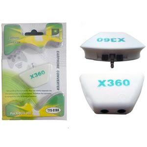 Adaptador c/ Entrada de Fone e Microfone p/ Xbox36