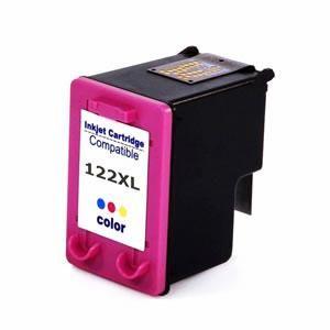 Cartucho   hp Compativel  122xl Color Microjet