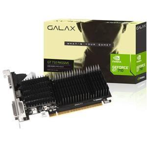 Vga 2gb Gt710 Ddr3  Nvidia Galax Low Profile