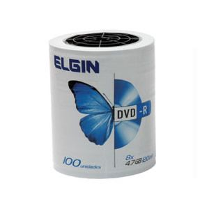 cd Virgem Dvd-r   Elgin 4.7gb