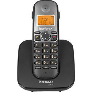 Telefone Intelbras S/fio ts 5120