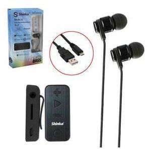 Fone C/microfone Bluetooth Shinka Sh-fok8