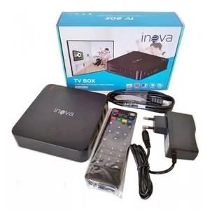 Smart tv Box  Android Quad-core 4k Inova