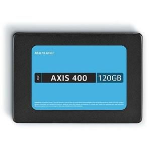 Ssd 120gb Sata3 2,5 Axis 400multilaser Ss101