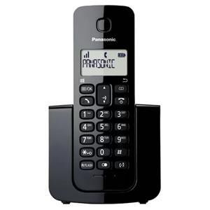 Telefone Panasonic S/fio Digital Kx-tgb110lbb C/id