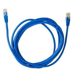 Cabo de Rede Cat5e  2,5m Plus Cable Pc-ethu25bl