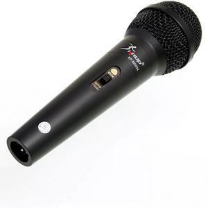 Microfone Com Fio Multimidia Knup Kp-m0004