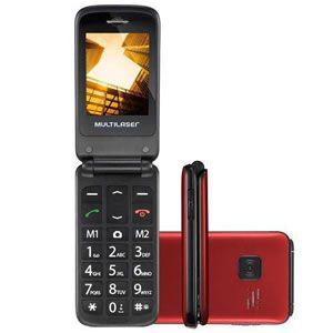 Celular  Multilaser Flip Vita Vermelho P9021