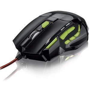 Mouse Multilaser  Xgamer 2400dpi Mo208