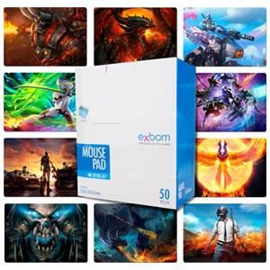 Mouse Pad Gamer Exbom Mp-2218a Mp0028