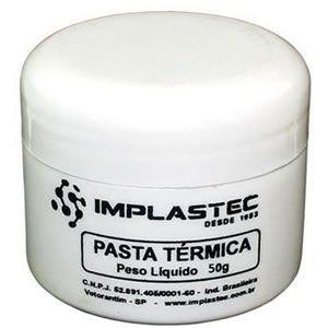 Pasta Termica Pote  50gr Implastec Imp0008