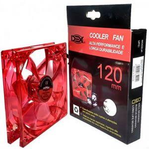 Ventilador 12vdc  120x120x25  Dx-12l Cl0006r