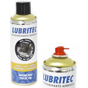 Aerossol Oleo Desengripante Lubritec 300ml Implast
