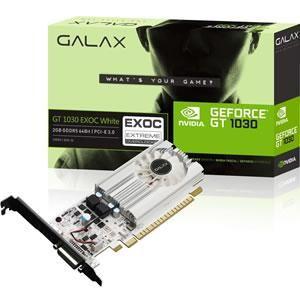 Vga 2gb Gt1030 Ddr5 Nvidia Galax Low Profile
