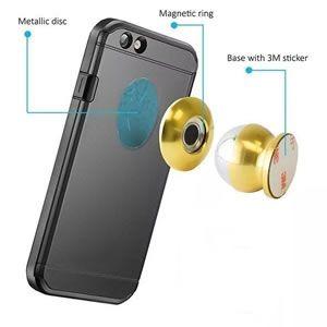 Suporte P/smartphone p/ ar Cond. Magnetico Mobile