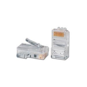 Conector  Rj45 8vias 8p8c Macho