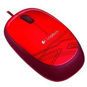 Mouse Logitech M105 Vermelho
