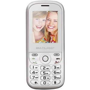 Celular  Multilaser up Branco/rosa P3293