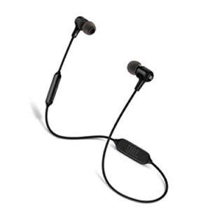 Fone C/microfone Bluetooth Jbl E25btblk Preto