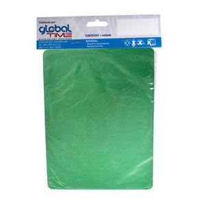 Mouse Pad Globaltime  Verde Mp0003g